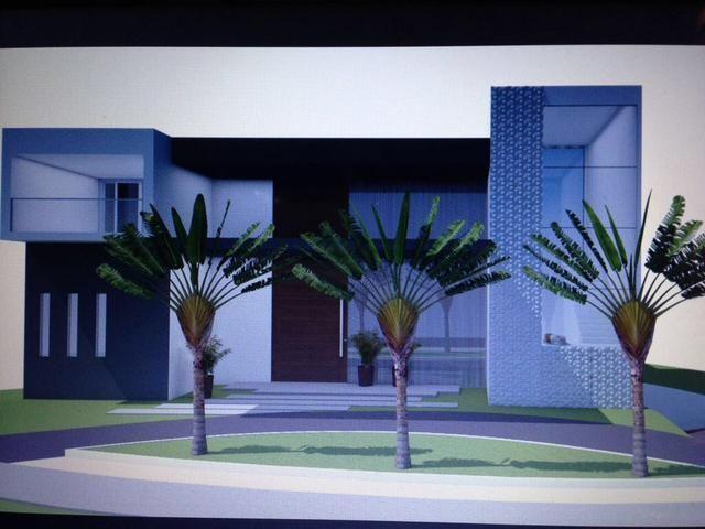 Belíssima Casa no Alphaville Salvador 2 pra entregar pronta Acabamento no Luxo