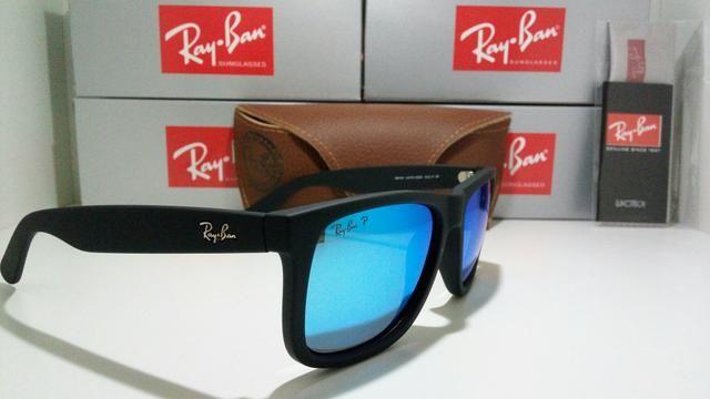 8bd95bd8c ... amazon Óculos de sol rayban justin 4165 polarizado 494bc c88fc cheapest óculos  sol rayban justin 4165 polarizado espelhado masculino. carregando zoom. ...