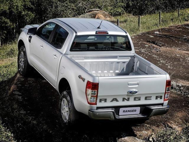 Ford Ranger XLS 2.2 4x4 Diesel Automática 19/20 0km IPVA 2020 pago - Foto 4