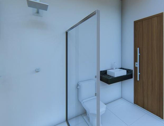 Casa até ZERO entrada 2 quartos - Foto 8