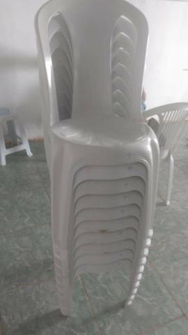 Mesa e cadeiras bistrô - Foto 2
