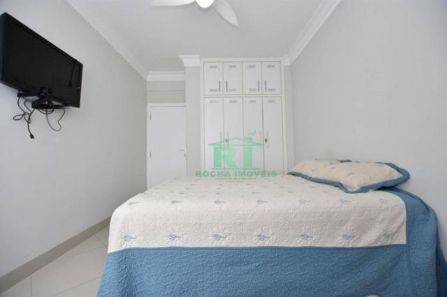 Apartamento com 4 dormitórios à venda, 190 m² - Praia das Pitangueiras - Guarujá/SP - Foto 6