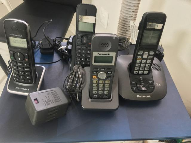Telefones sem fio pra vender - Foto 2