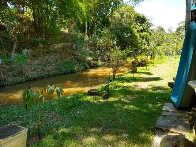 Vende-se Granja no Guarajamirim com 2400m² com 2 quartos, açudes, área gourmet. - Foto 16