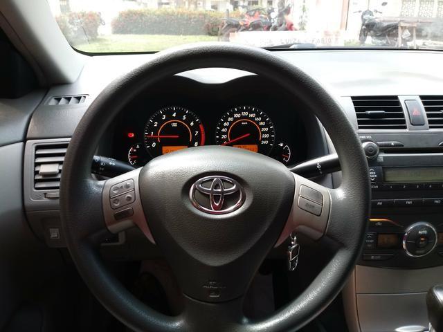 Corolla 2011 impecável - Foto 8