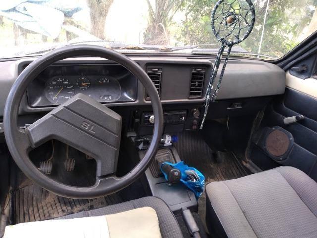 Vendo Chevette 89 a álcool - Foto 4