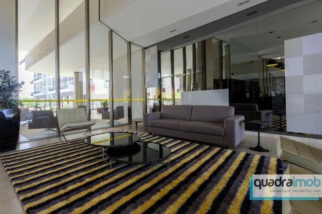 01 Quarto Vazado C/ 02 Varandas - Lazer De Resort - Park Sul - Use Fgts - Foto 4