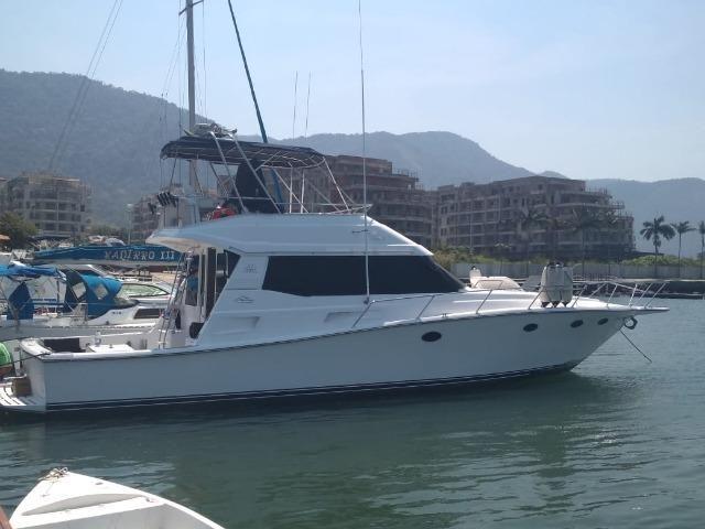 Lancha Rio Star 51 2012 ñ Cabras Mar,Intermarine,Ferret,Sedna,Sessa,Magiore - Foto 2