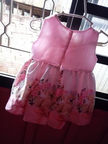 Vestidos Bebê menina