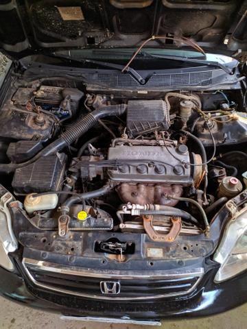 Honda Civic 2000 ( Automático ) - Foto 10