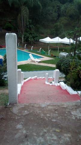 Chácara para festa com piscina,cachoeira,campo de futebol,pesqueiro - Foto 6