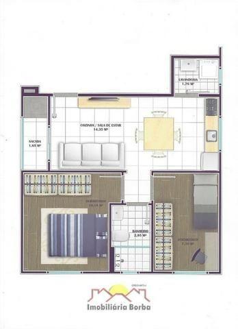 Apartamento no Aventureiro com 02 Sacadas - Foto 2