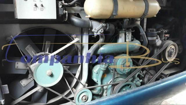 Marcopolo Paradiso GV 1150 1997 Scania kT 113 Relíquia apenas 200 mil kms originais - Foto 2