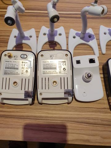 6 câmeras de segurança (r$500) - Foto 2