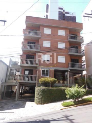 Apartamento à venda com 2 dormitórios em Centro, Novo hamburgo cod:FE5675
