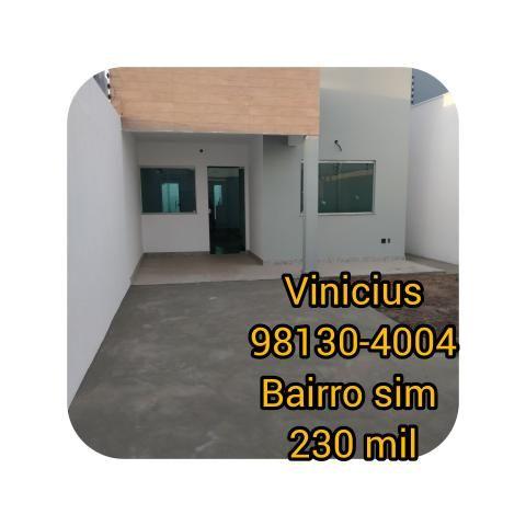 Casa com 3/4 e uma suíte no bairro sim 230 mil - Foto 4