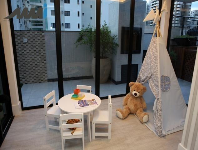 Boulevard brasil - apartamento 3 suítes com 123m em balneári - Foto 12