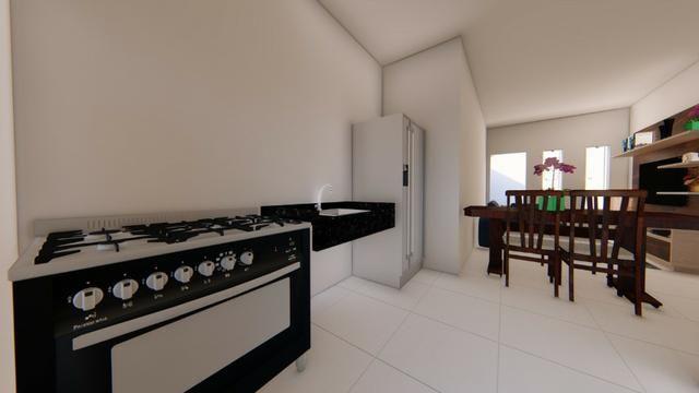 Casa até ZERO entrada 2 quartos - Foto 6