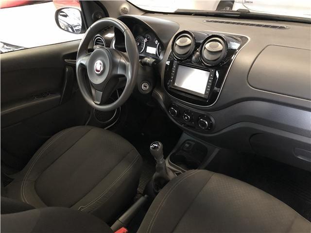 Fiat Grand siena 1.4 Tetrafuel 2015 GNV Muito novo! - Foto 6
