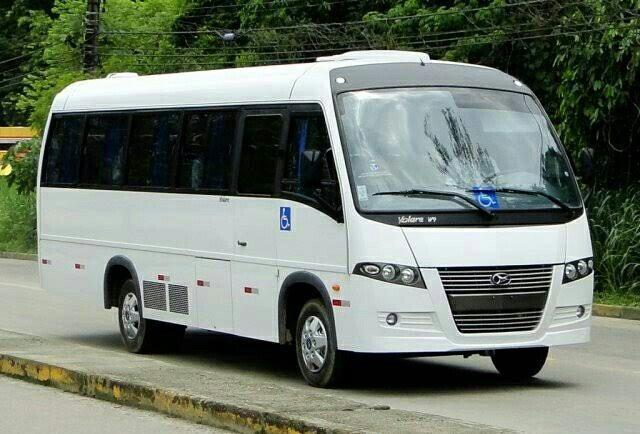 Micro Ônibus ( pagamento no boleto )