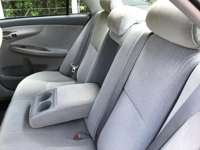 Toyota Corolla GLI automático 2010 - Foto 8
