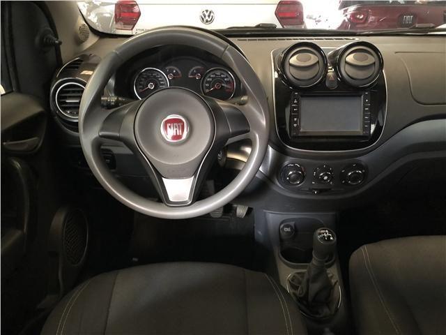 Fiat Grand siena 1.4 Tetrafuel 2015 GNV Muito novo! - Foto 9