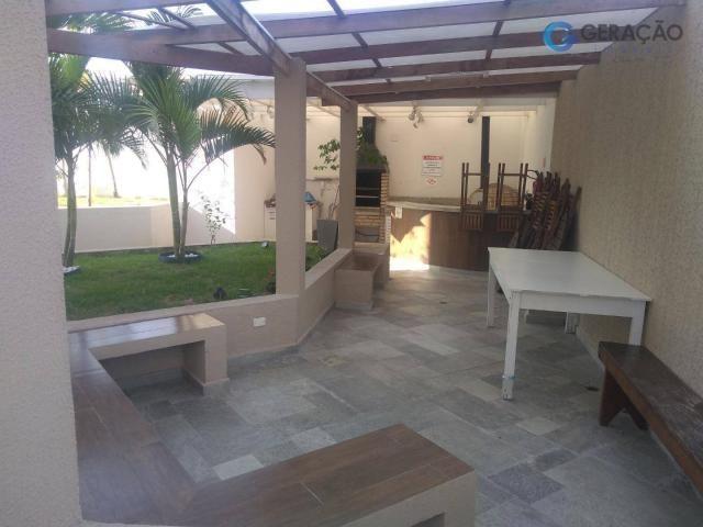 Apartamento com 3 dormitórios para alugar, 70 m² por R$ 1.600/mês - Centro - São José dos  - Foto 17