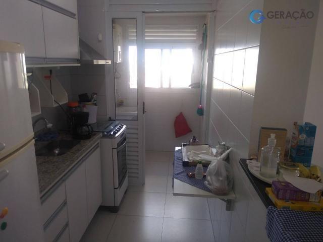 Apartamento com 3 dormitórios para alugar, 70 m² por R$ 1.600/mês - Centro - São José dos  - Foto 4