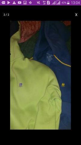 0ec1d17d85191 Blusas de frio pólo wear - Roupas e calçados - Santa Cecília