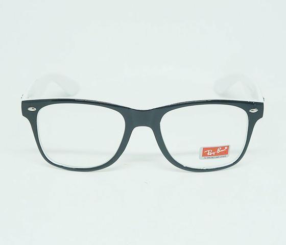 dee9d5d6621d3 Óculos Armação Ray Ban Branco - Bijouterias