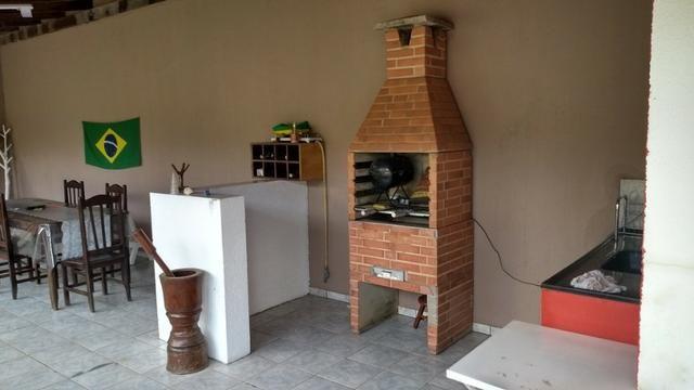 Samuel Pereira oferece: Casa Mansões Colorado Escriturada Churrasqueira 3 Quartos sendo 1 - Foto 4