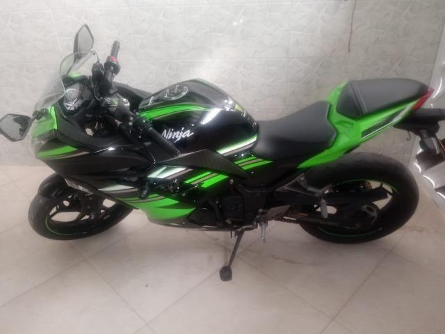 Kawasaki Ninja 300 2017 Motos Dias Dávila Bahia 606249525 Olx