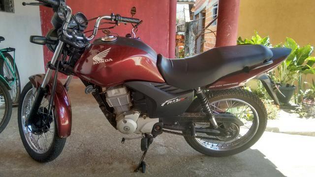 Fan150 es /2012*Troco por CLASSIC