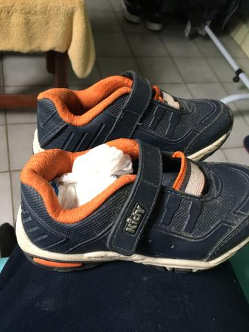 1a1b6a1e665 Vendo sapato Kidy tamanho 26 super conservado poucas vezes usado ...