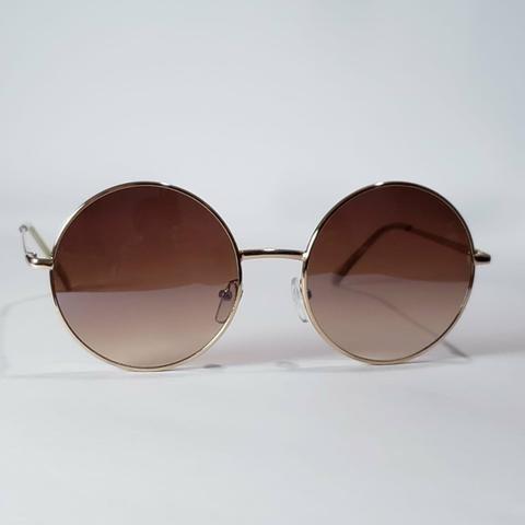 7b39f49006dac Óculos de sol Original. NOVO. Redondo - Bijouterias