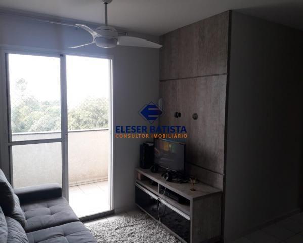 Apartamento à venda com 3 dormitórios em Condomínio viver serra, Serra cod:AP00172 - Foto 2