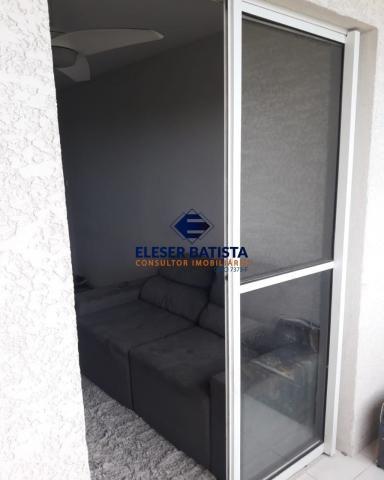 Apartamento à venda com 3 dormitórios em Condomínio viver serra, Serra cod:AP00172 - Foto 4
