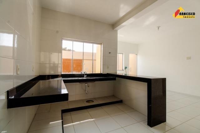 Casa residencial para aluguel, 3 quartos, 2 vagas, santa lucia - divinópolis/mg - Foto 16
