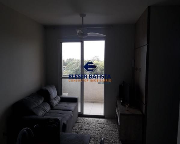 Apartamento à venda com 3 dormitórios em Condomínio viver serra, Serra cod:AP00172