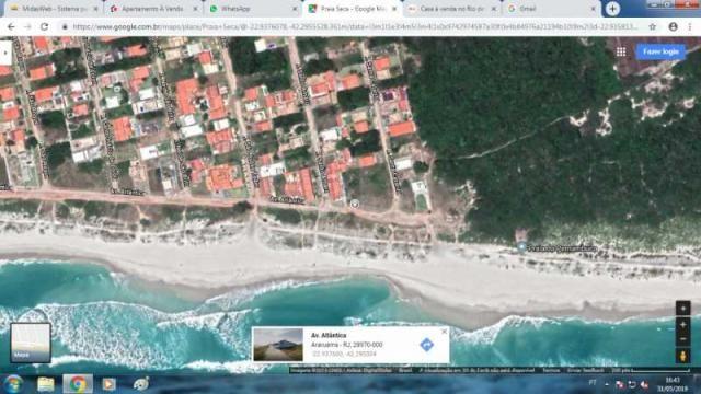 Terreno à venda em Praia seca, Araruama cod:TCFR00027 - Foto 5