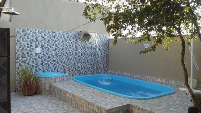 Casa Moreninha 2 com piscina - ótima localização