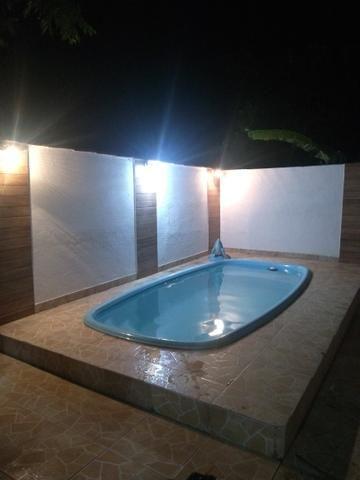 Casa de Temporada com piscina e churrasqueira em Iguaba Grande para até 6 pessoas - Foto 9