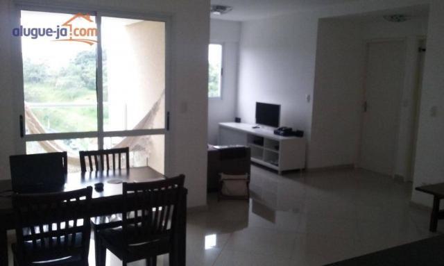 Lindo apartamento 2 dormitórios com varanda gourmet - Foto 5