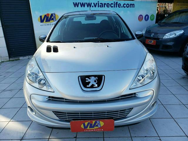 PEUGEOT 207 2011/2012 1.4 XR PASSION 8V FLEX 4P MANUAL - Foto 2