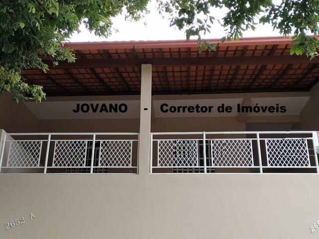 (R$175.000) Casa c/ 03 Quartos, Varanda Grande e Garagem no Bairro Santa Rita (parte alta)
