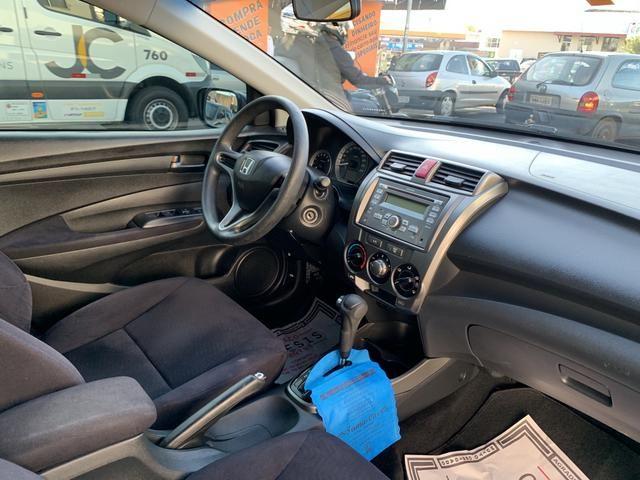Honda city 2014 automático 44500