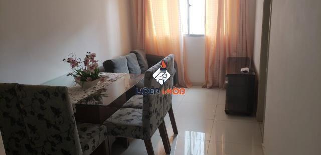 LÍDER IMOB - Apartamento MOBILIADO 2 Quartos, para Locação, na Fraga Maia, em Feira de San - Foto 9