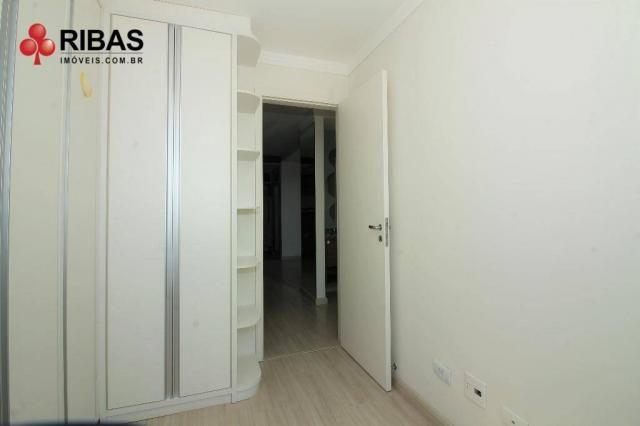 Apartamento com 3 dormitórios para alugar, 78 m² por r$ 2.000,00/mês - capão raso - curiti - Foto 13
