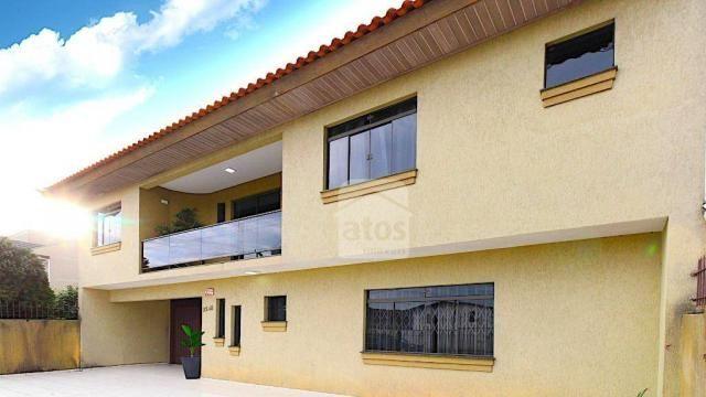 Casa com 5 dormitórios à venda, 350 m² por r$ 815.000,00 - hauer - curitiba/pr - Foto 2