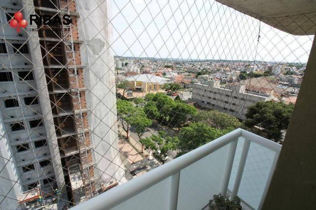 Apartamento com 3 dormitórios para alugar, 78 m² por r$ 2.000,00/mês - capão raso - curiti - Foto 5